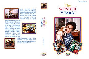 wonder years dvd