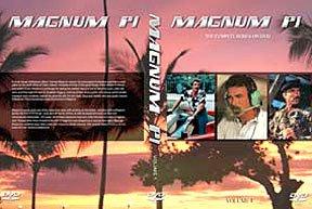 magnum P.I.dvd