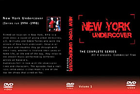 new york undercover dvd