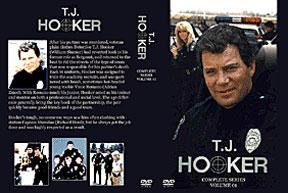 T.J hooker dvd