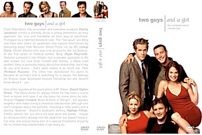two guys and a girl dvd