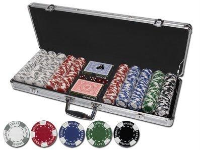 Poker hoeveel fiches