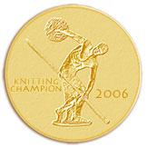 Knitting Olympics 2006