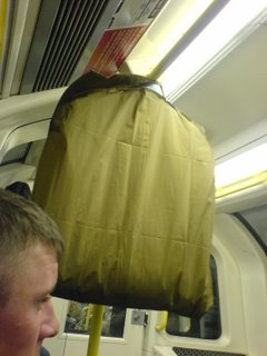 Northern line carriage