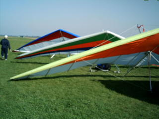 Suffolk Coastal Floaters Hang Gliding Club
