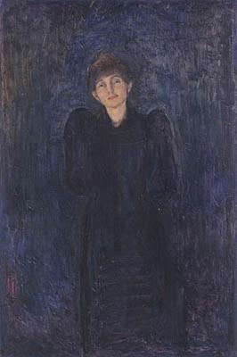 Edvard Munch, Dagny Juel Przybyszewska