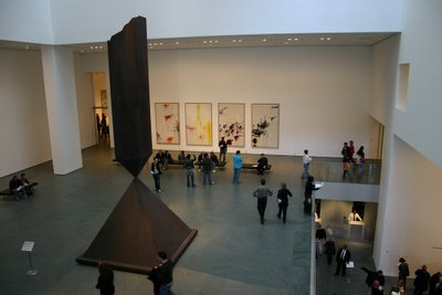Atrium, Museum of Modern Art