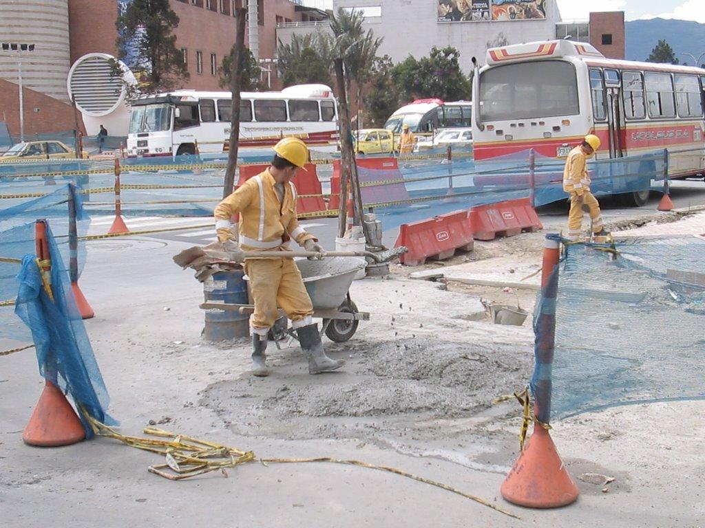 Katsumi - Como mezclar cemento ...
