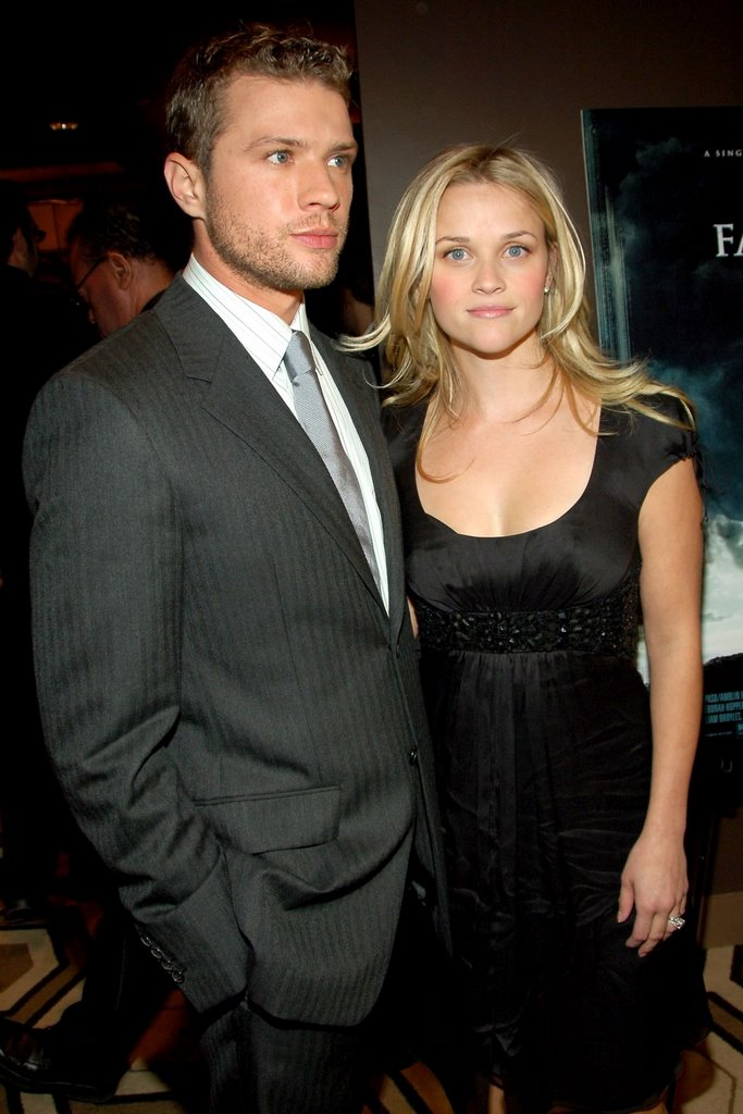 dSplat: Reese Witherspoon And Ryan Phillippe Part Ways