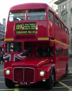 very nearly the last Routemaster