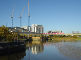 East India Dock Basin