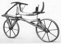 La Draisiana, primer bici con dirección integrada - 1816