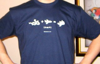 Snakes of a Plane t-shirt