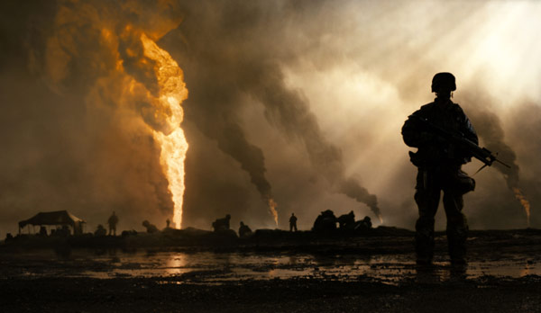 Energy war movie