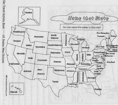 US States Answers