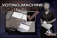 Arizona NBC CH4 News special 'Voting Machine Controversy'