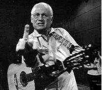 Cheney: Go fuck yourself