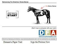 Horse Sense: Demand a Paper Trail