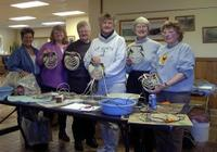 Basketweaving Class for Range Fiber Arts Guild