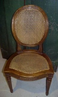Chair Caning Questions?