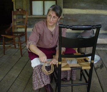 Ohio Seatweaving Expert Joins Directory!