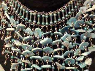 Roman Beadwork Necklace Designs