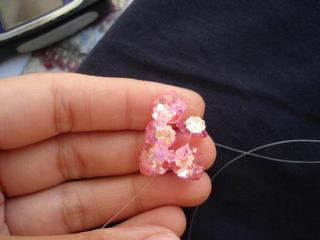 resim 7, Kalpli Çiçek Yüzük