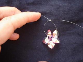 resim 8, Kalpli Çiçek Yüzük