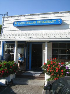 The Sand Dollar Bar & Grill, Stinson Beach, CA