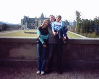 Mark, Emily & Lauren at Biltmore Estate