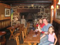 In the pub at Zennor