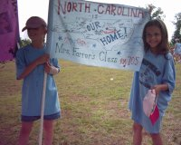 Lauren's Class Flag