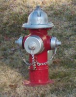 US Fire Hydrant