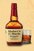 Maker's Mark Bourbon Whisky