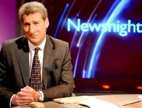 Jeremy Paxman in Newsnight