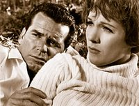 James Garner and Julie Andrews in The Americanization of Emily