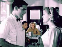 Tobey Maguire and Reese Witherspoon in Pleasantville