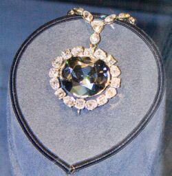 The Hope Diamond was stolen on September 11, 1792