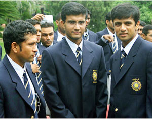 Sachin, Saurav and Dravid: We saw all leading the side, now tell who is the best here?
