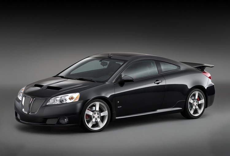 noonzwheels pontiac g6 gxp coupe show car revealed. Black Bedroom Furniture Sets. Home Design Ideas