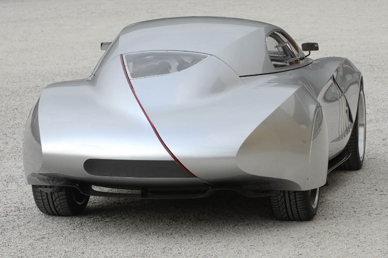 NoonzWheels: The BMW Mille Miglia Concept Outdoors