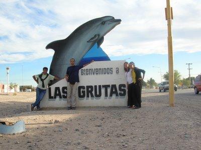 En nombre del pueblo de Las Grutas...