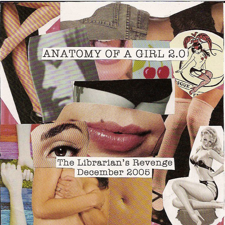 Anatomy of a girl