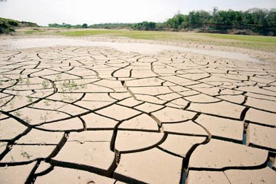 """El problema hídrico se indica como el """"más grave y crítico"""". Foto: Nuevo Diario Web"""
