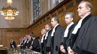 Integrantes de la corte. Foto: AP