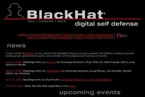 Black Hat web