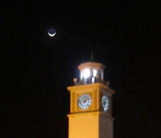 Luna seca. Foto: JSK