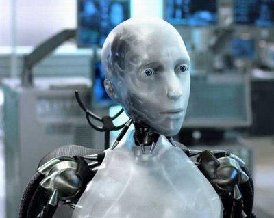 Imagen de la película I Robot