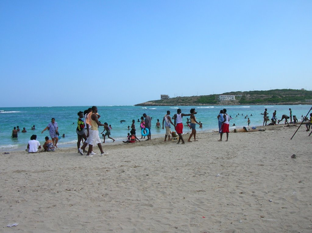 Hellshire Beach