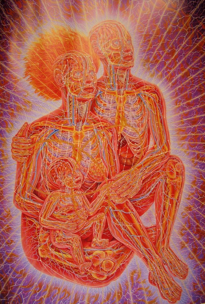 alex grey essay In fact, alex grey can paint unseen, ghosty things to a degree of potency that can only be compared the presumption i make in writing this essay, a presumption that some may find arrogant, is that in.